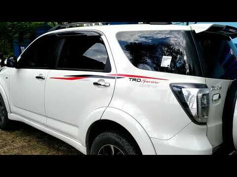 Review Toyota Rush Trd Sportivo Ultimo 2017 Youtube Toyota Trd Rush