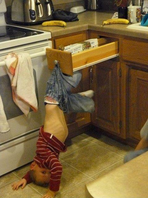 「ママ見て見て!」育児は戦場だとわかる、好奇心に負けた子供達の仕業16選 - Spotlight (スポットライト)