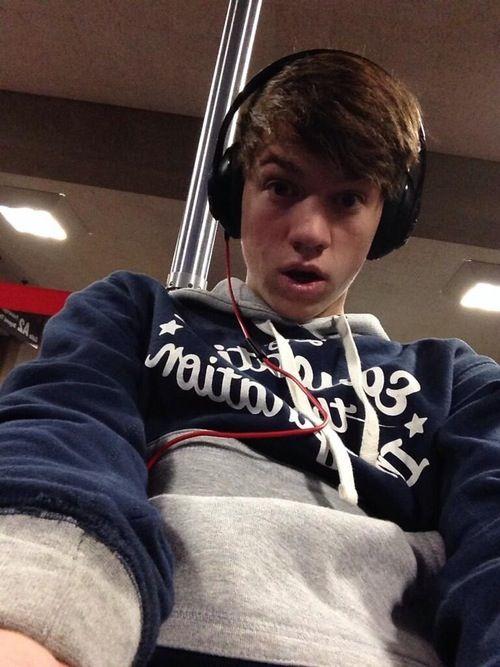 Taylor Caniff . He's so so so so adorablecutie cute cuteeeee