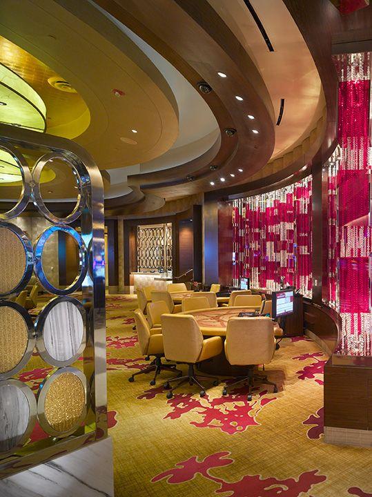 Graton casino craps table