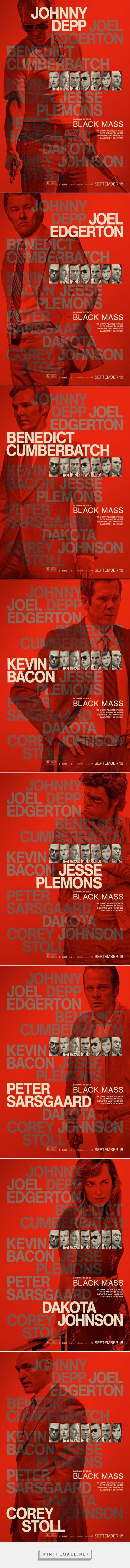 [新聞] 強尼戴普最新主演黑幫電影《黑勢力》多張全新角色海報登場 | HypeSphere | Page 2 - created via http://pinthemall.net