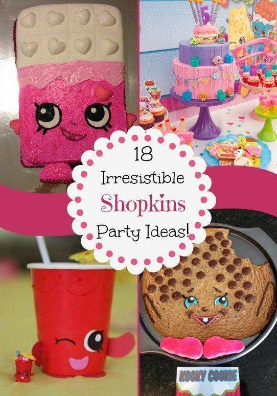 Shopkins Party Ideas Diy 18 Irresistible Ideas Shopkins Party Ideas Those Za Shopkins P In 2020 Shopkins Party Ideas Diy Shopkins Party Shopkins Birthday Party