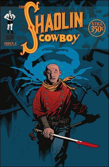 Shaolin Cowboy by Mike Mignola