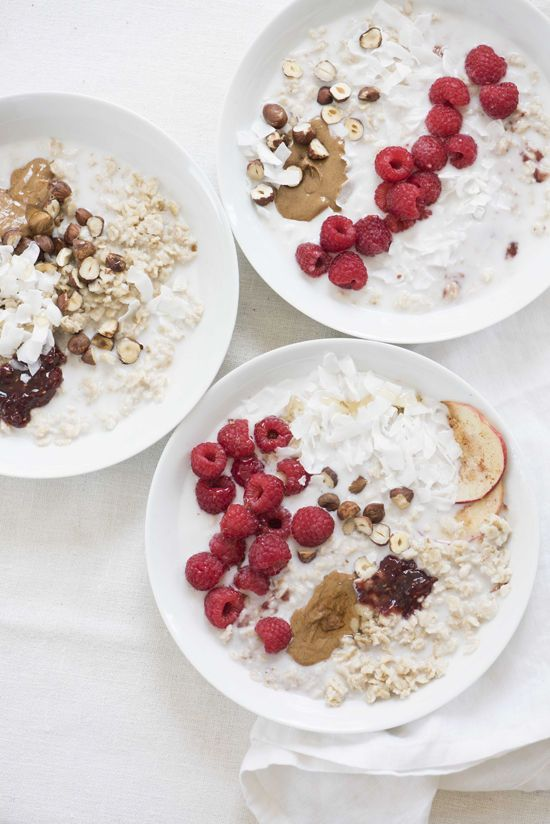 MORNING PORRIDGE RECIPE