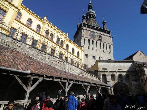 Unterwegs in Rumänien. Teil 3: Von Sibiu nach Sighisoara (Schässburg)   ReiseFreaks ReiseBlog