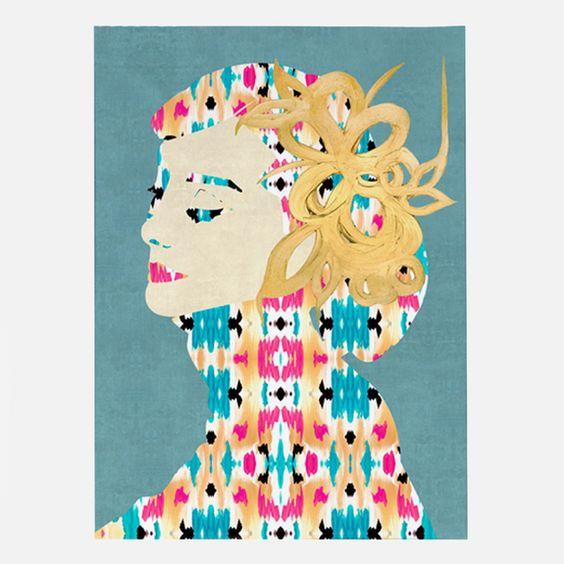 Nancy Ramirez - Art Print – Audrey
