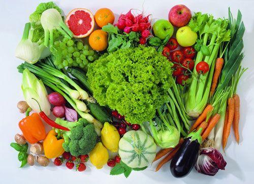 Thực phẩm giúp cho bạn trẻ hóa làn da