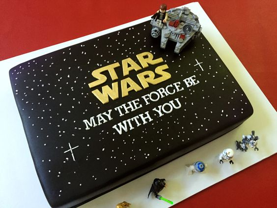 Star Wars Cake Cakes: Star Wars Pinterest Sheet ...