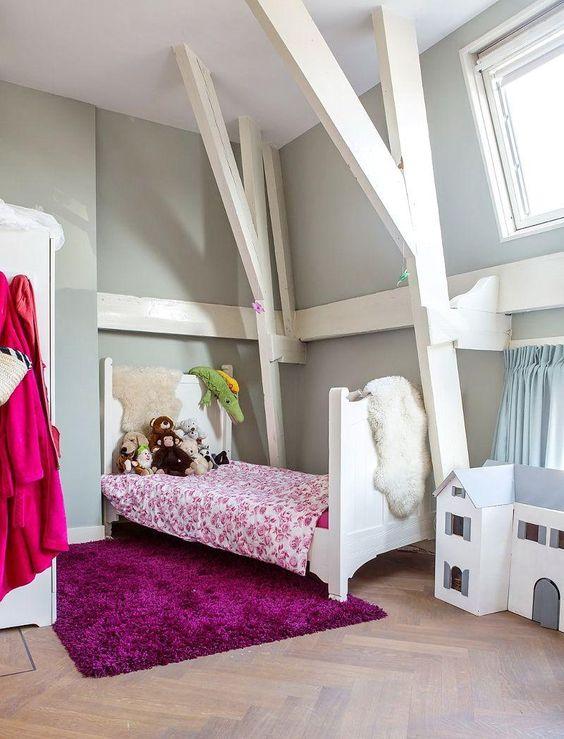 Una casa en colorea suaves con un resultado perfecto