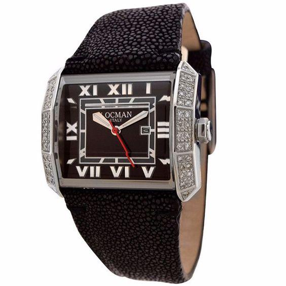 men s watches watches and products locman men s watch 232bkdc bk stg