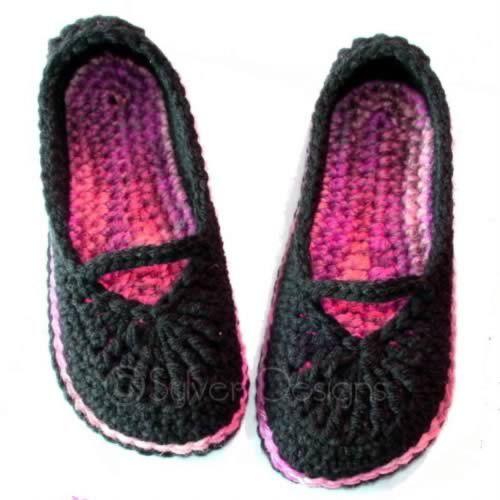 Free Crochet Pattern 915 Scrunchy, Slouchy Slipper Socks : Lion  FUN