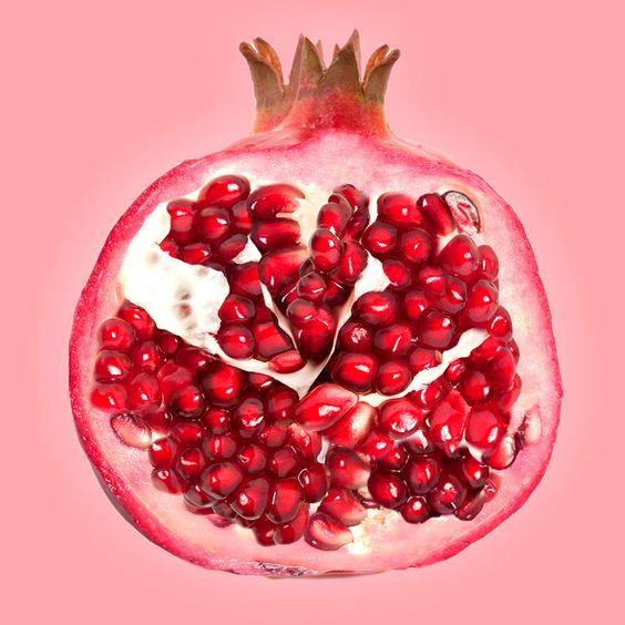 La granada (fruta)