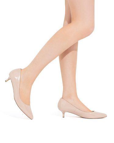 Nude kitten heels | * Kiss & Make Up Girl Obsessions | Pinterest ...