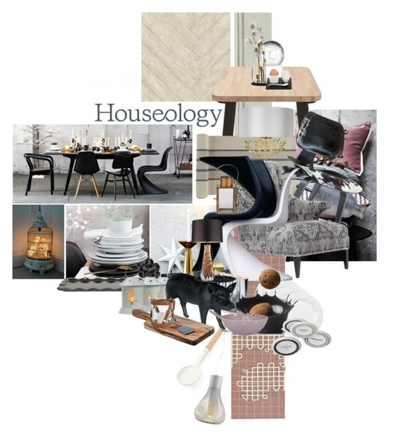 """'Houseology AW15 Lookbook: Urban Contest' set #2"" by hexy ❤ liked on Polyvore featuring interior, interiors, interior design, home, home decor, interior decorating, Sebastian Professional, Gandía Blasco, Andrew Martin and Tom Dixon"