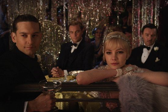 Dicaprio, Mulligan & Maguire in THE GREAT GATSBY!   AH im so excited for this movie! christmas 2012!