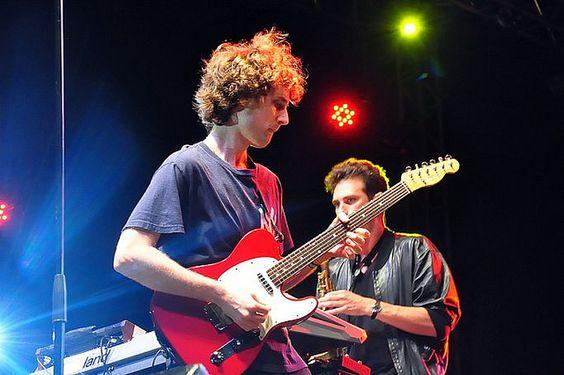 O Nonada foi ao M/E/C/A Festival. Olha a foto que o Fernando Halal tirou, da banda The Rapture.