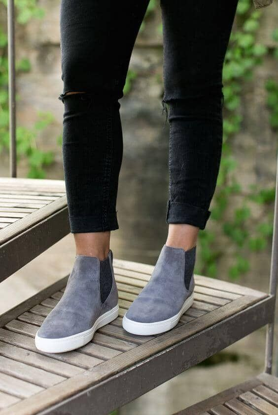 29 Cozy Shoes Inspirations For Every Day | Sommarskor, Boots