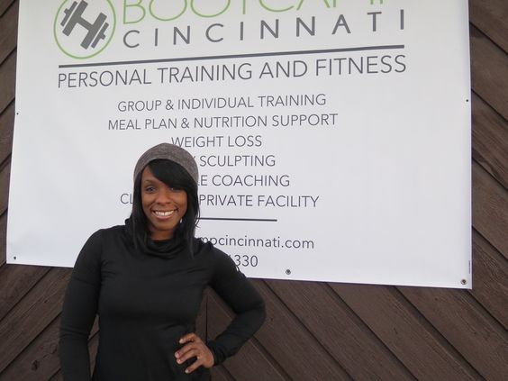 Denise Bryers went from depending on public assistance to helping others change their lives and improve their health.