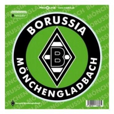 Autoaufkleber  Borussia Mönchengladbach - #Bundesliga, Fußball, #Soccer, #Fanartikel, #Sport, #Auto, #Aufkleber - http://www.multifanshop.de