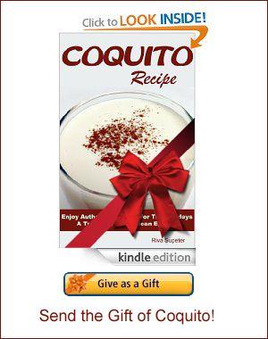 Authentic Coquito Recipe