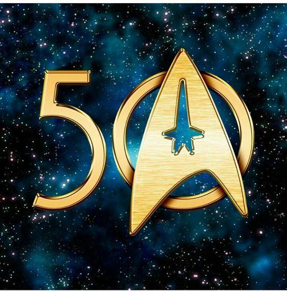50 years of Star Trek《 YEEAAAAHHHHHH