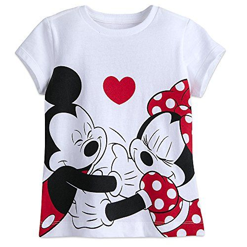 Girl/'s Disney/'s Minnie Mouse  PINK or WHITE Floral Tank Top  Shirt NEW FREE SHIP