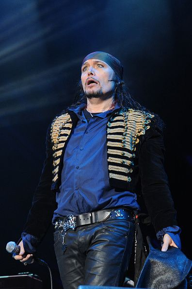 Adam Ant Performs at Capesthorne Hall on August 06 2016 in Macclesfield EnglandNORTH 2016 - Day 1 By Neil H Kitson