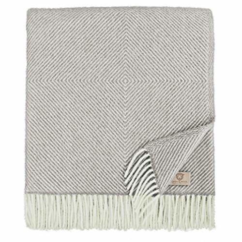 Linen Cotton Decke Wolldecke Wohndecke Tagesdecke Alaska Mit Rautenmuster 10 Wolldecke Decke Stricken Rautenmuster