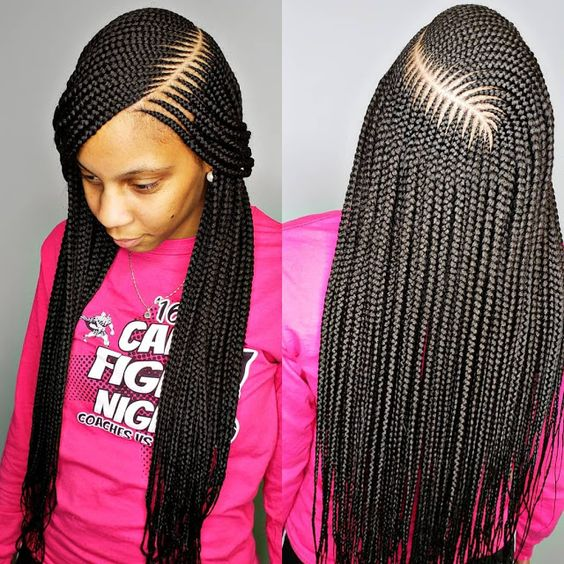 2019 African Hair Braiding Styles : Must See Styles Ruling the Fashion World - Zaineey's Blog FacebookTwitterWhatsAppAddThis