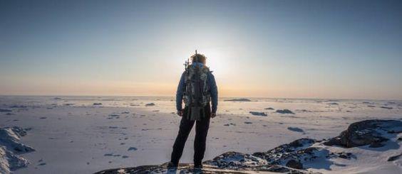Nicolas Dubreuil nous fait voyager a Kullorsuaq, Groenland... Juste splendide!
