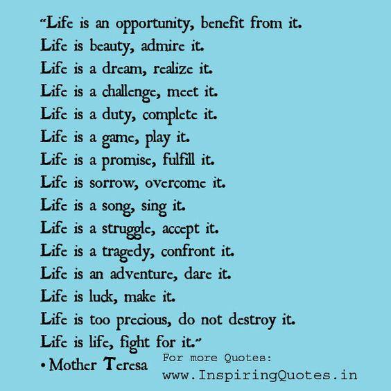 Inspiring Quotes, Inspirational