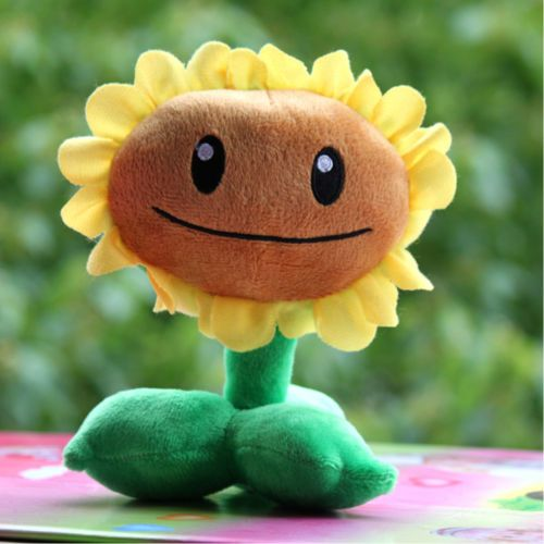 Plants Vs Zombies Series Plush Toy Sunflower 16cm Tall Soft Stuffed Doll Baby Ebay Plants Vs Zombies Nightmare Before Christmas Decorations Disney Precious Moments