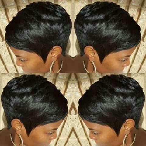 Pin By Keondra Mitchell On Hair Styles Short Hair Styles Pixie