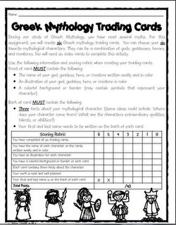Can you help me to write about greek mythology?