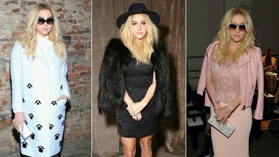 The Best-Dressed Girl at Fashion Week is … Kesha?! | StyleCaster