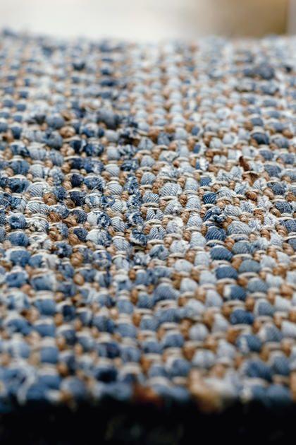 [L/140×200cm]TINKEY-3_西海岸デニム風ラグ:ミッドセンチュリー,ヴィンテージ&レトロ,ブルー系,Home's Style(ホームズスタイル)のラグ・マットの画像