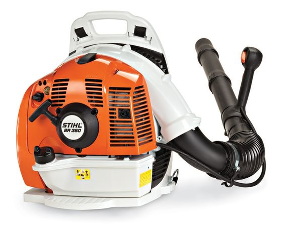 Stihl Br 350 Backpack Blower Stihl Backpack Blowers Blowers