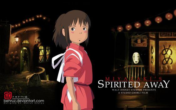 Spirited Away - Vùng Đất Linh Hồn: