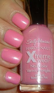 Cool Sally Hansen Hd Nail Polish Thick Nail Fungus Polish Prescription Flat Opi Nail Polish Matte Nail Art Polishes Young Nail Polish Color Combinations FreshNail Art Designs For Fourth Of July Review: Sally Hansen Xtreme Wear Nail Polish In Bubblegum Pink ..