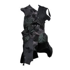Comme Des Garcons Shoulder Pad Dress