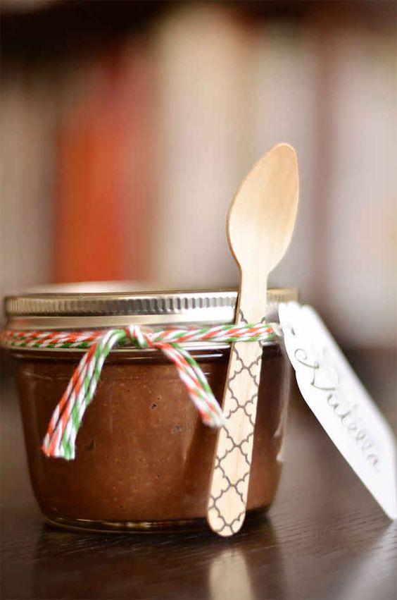 Cómo hacer Nutella en casa