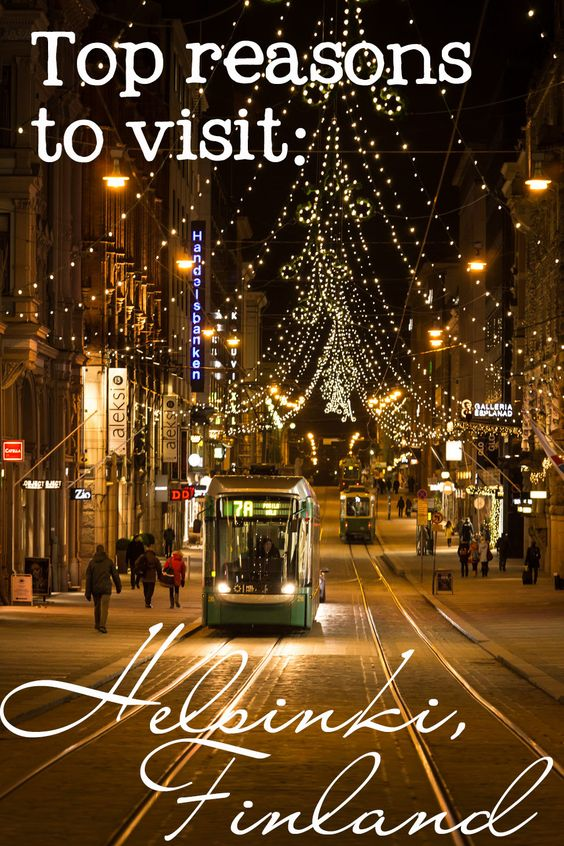 Here's everything we loved about Helsinki, Finland! | @visitfinland #VisitFinland