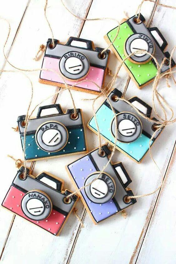 Camera cookies: