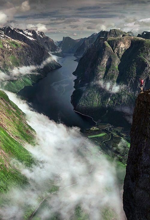 #montañas del mundo