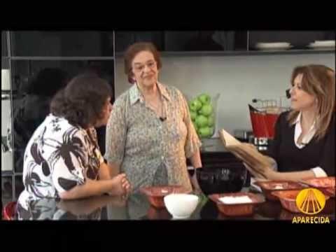 Veja os ingredientes necessários para fazer os deliciosos Sequilhos da Vovó Zeneida, receita ensinada no programa OLGA BONGIOVANNI da REDE APARECIDA.