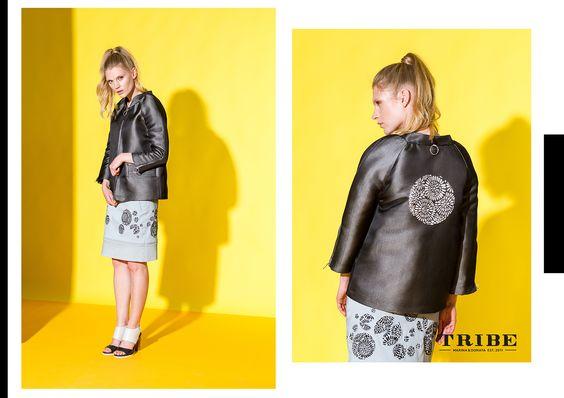 "SS 15 | ""Lady`s Got Balls"" | www.tribe.lt |  #fashion #womenswear #easter #tribe #style"