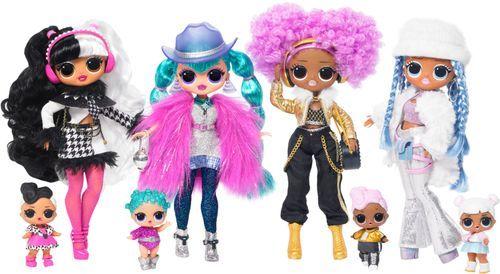 L O L Surprise Winter Disco Omg Doll Styles May Vary 561781 Fashion Dolls Lol Dolls Disco