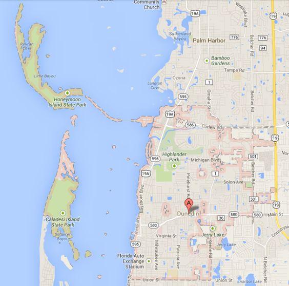 Caladesi Island Florida: Where Is Dunedin In Florida