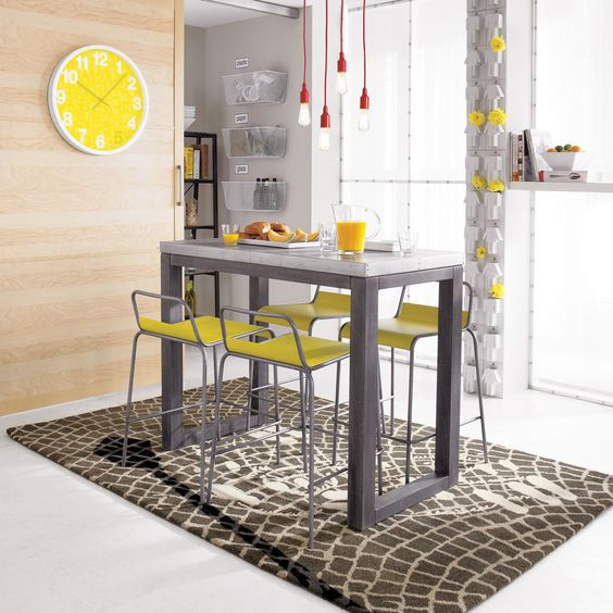 Adore counter-height dining tables