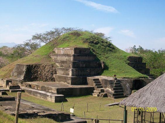 Sitio Arquelogico Joya de Ceren - El Salvador